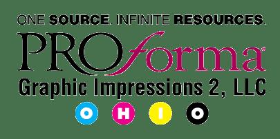 Proforma Graphic Impressions 2 Logo