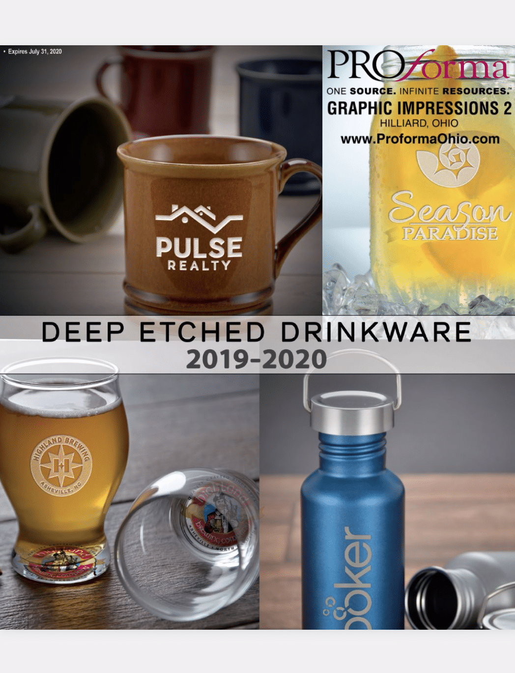 promotional products and drinkware in ohio