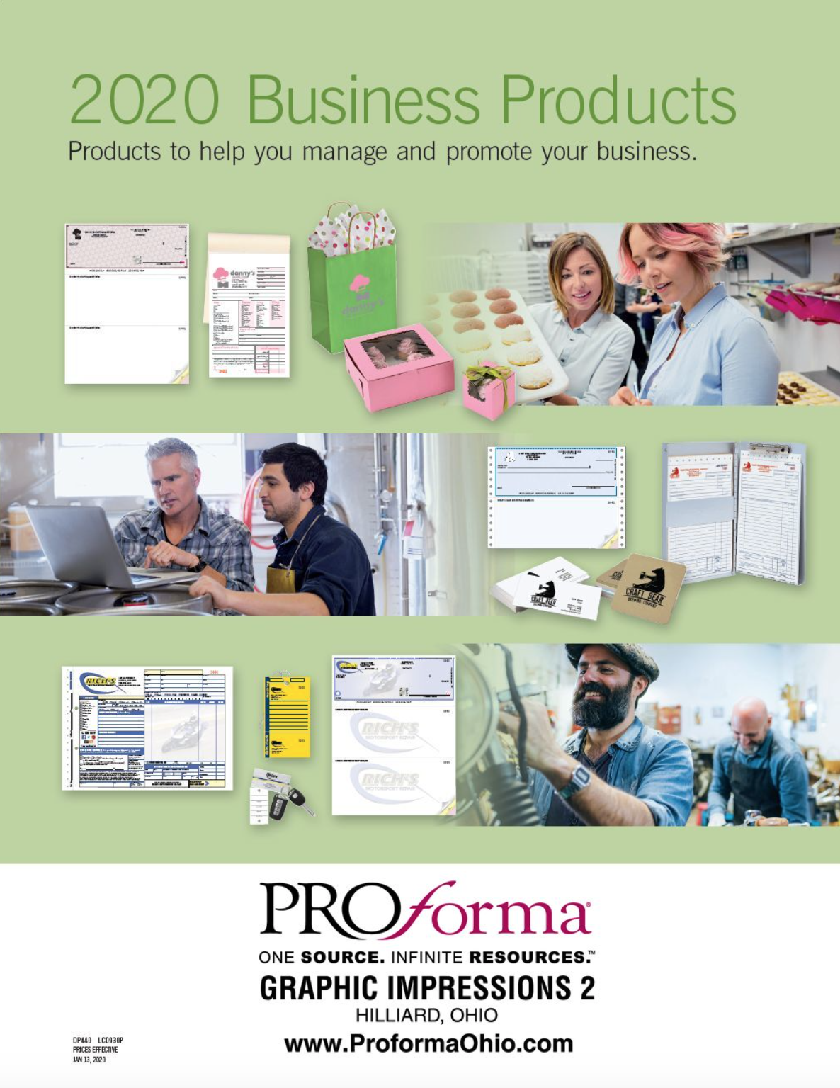 Promotional products in Ohio